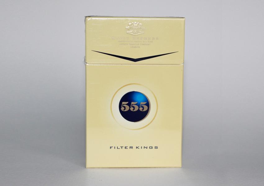Golden Gate types of cigarettes